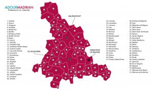 Cartographie CCAM