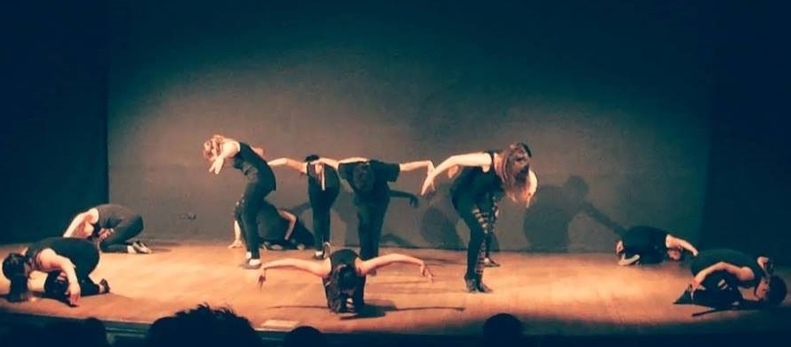 Chorégraphie_stéphany danse