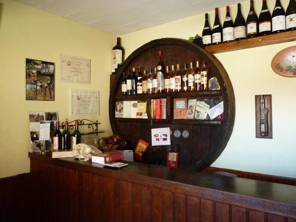 Dou Bernès - Room of degustations