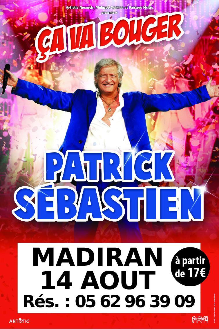 Poster - Patrick Sébastien-07