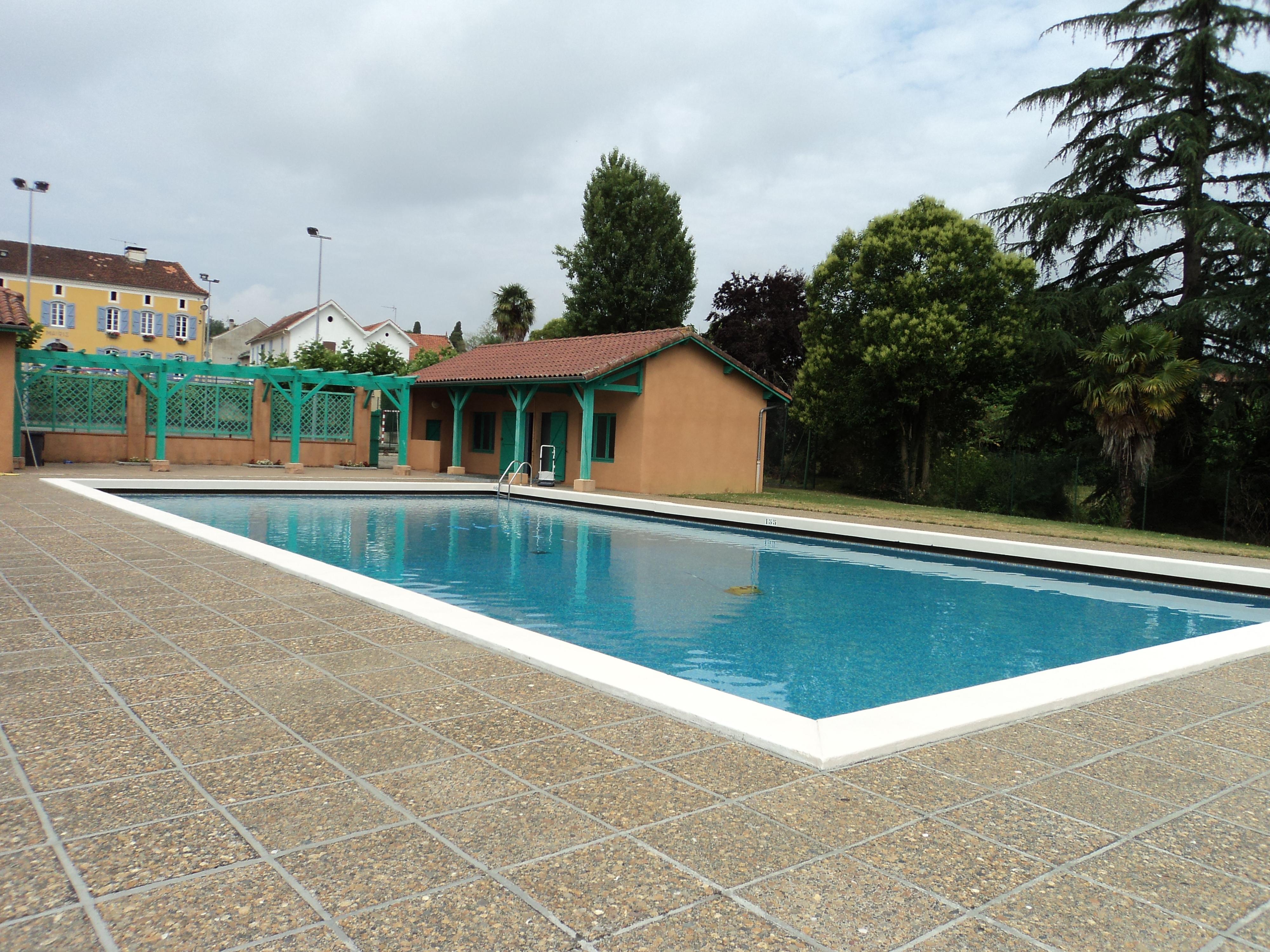 piscine de Madiran