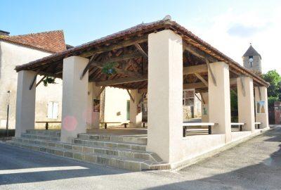 Halle de Madiran