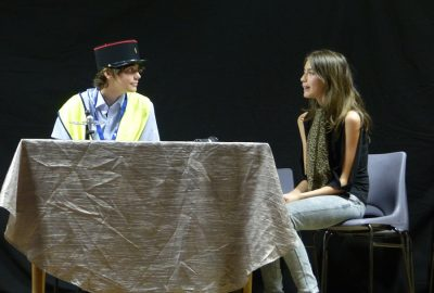 Photos - spectacle théâtre 2016