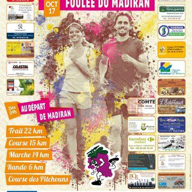 AFFICHE-FOULEE-MADIRAN-2017