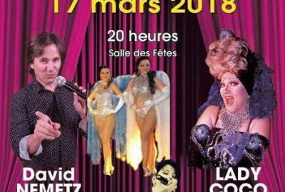 soirée cabaret 2018