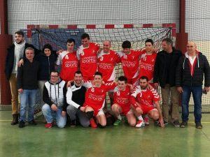 équipe séniors handball madiran