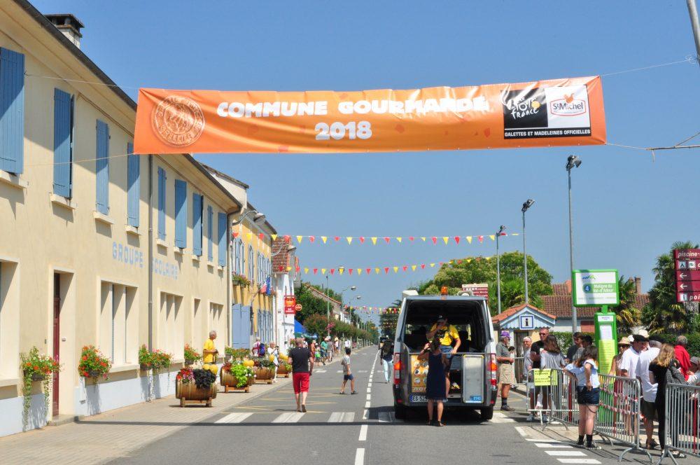 Tour de france 2018 MADIRAN
