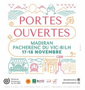 PORTES OUVERTES MADIRAN 2018