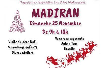 MARCHE DE NOEL MADIRAN