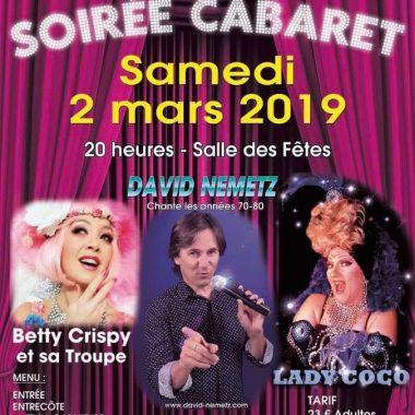 soiree cabaret 2019