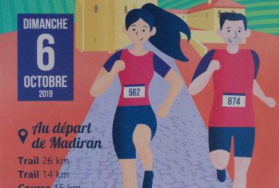 Flyer Foulée du Madiran