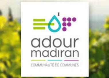 COM COM ADOUR MADIRAN